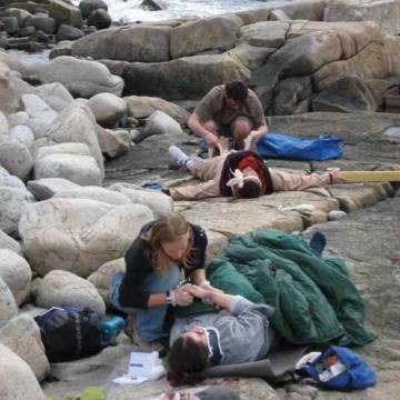 Wilderness Medicine Training