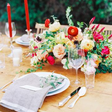 Spring Farm to Table Dinner